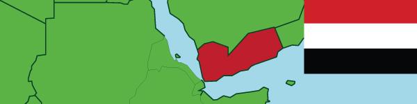 Yemen_Vector_Map_Banner