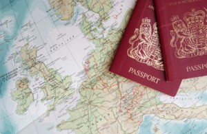 become an expatriate overseas