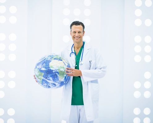 Global Medical Coverage