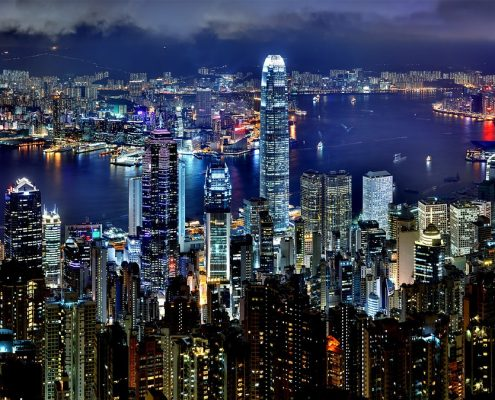 Expat in Hong Kong