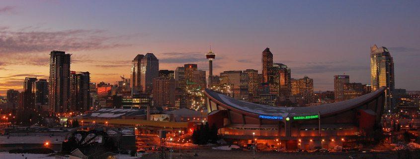 Canadian Skyline Calgary