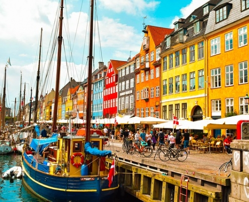 Expats in Denmark