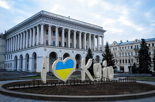 Living in Ukraine