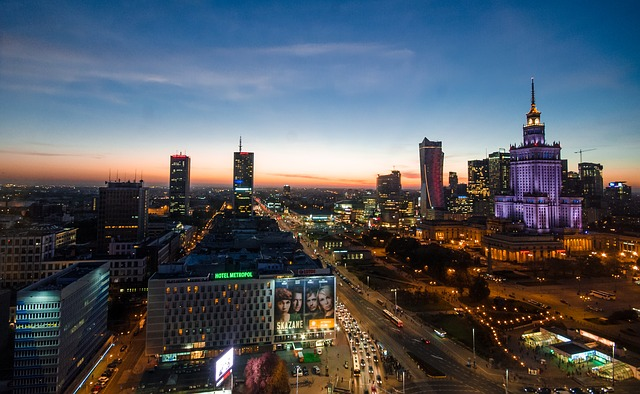living or working in Poland