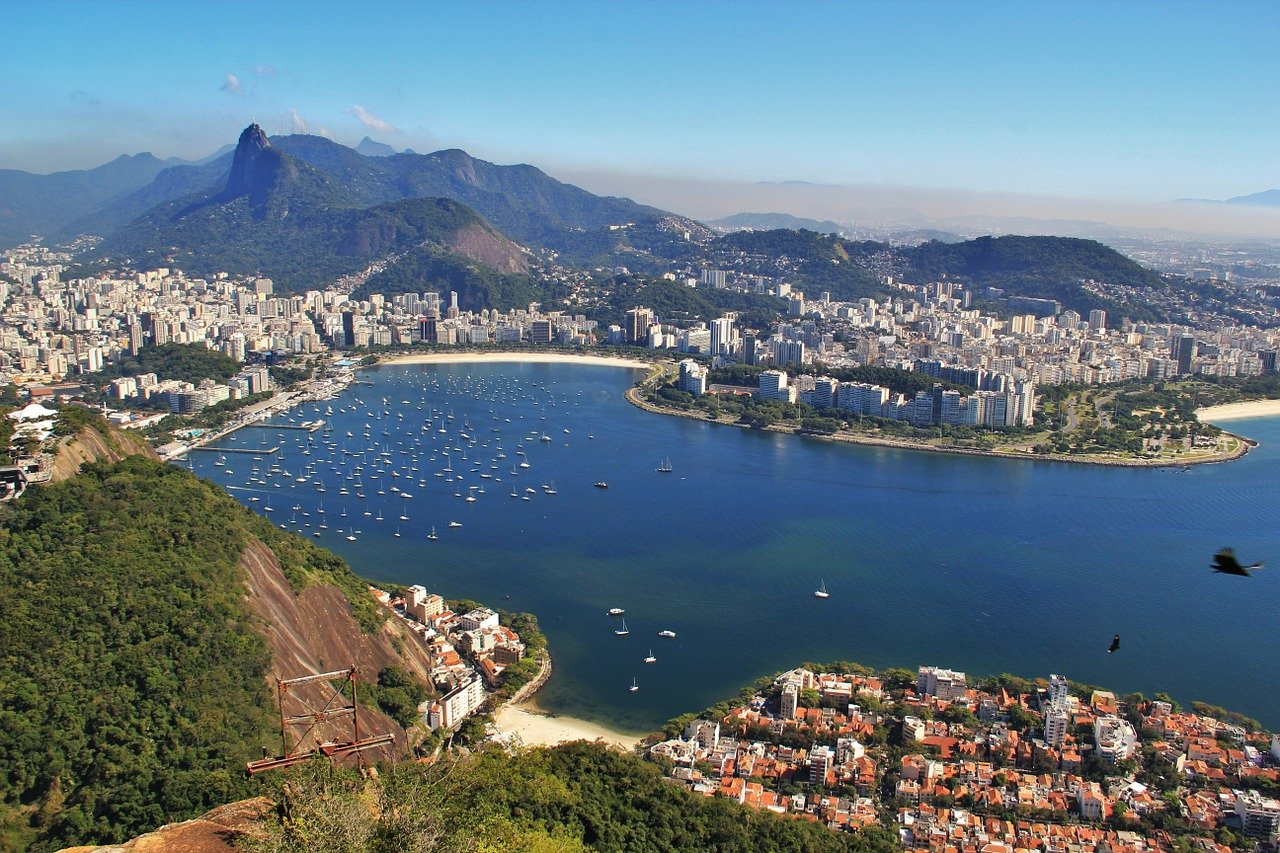 why south america is a major attraction for digital nomads