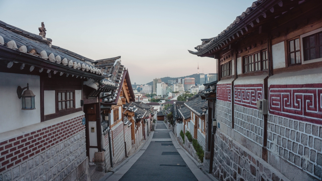 teach English in South Korea